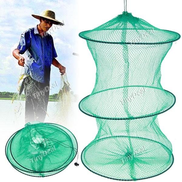купить складную сеть для ловли рыбы и раков